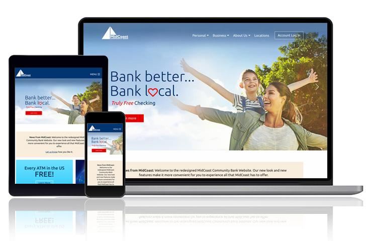 MidCoast Community Bank : Financial Institution/Banking